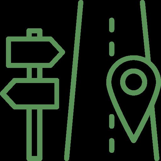 distanze area attrezzata