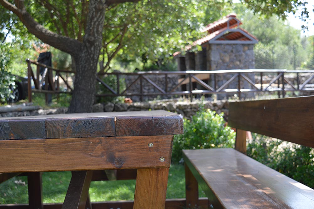 tavolo picnic
